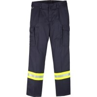 S-GARD Action Trousers PROTEAM HIGH-VIS