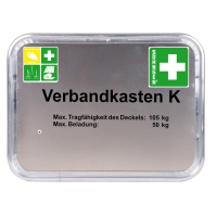 Söhngen Fire Brigade First-Aid Box K Type 4 Alu