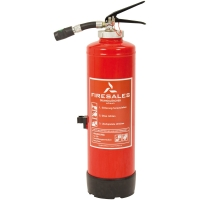 Spray Foam Practice Extinguishers
