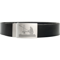 rescue-tec Leather Belt Railroad Crossing