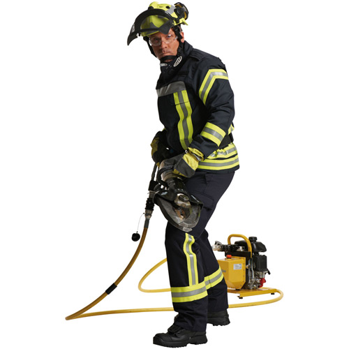 s gard einsatzhose garant high vis im feuerwehrshop f r feuerwehrbedarf kaufen rescue tec. Black Bedroom Furniture Sets. Home Design Ideas