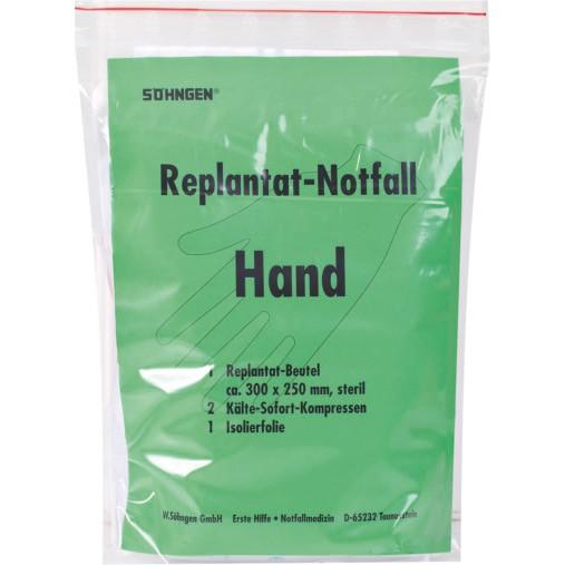 Söhngen Replantat Notfallset Hand