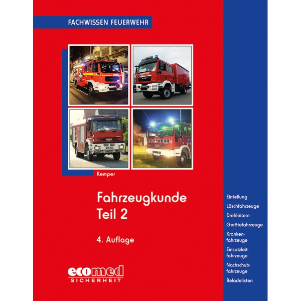 Fahrzeugkunde, Teil 2