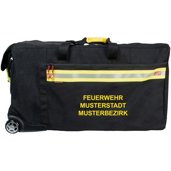 rescue-tec Bekleidungstasche HuPF mit Trolley