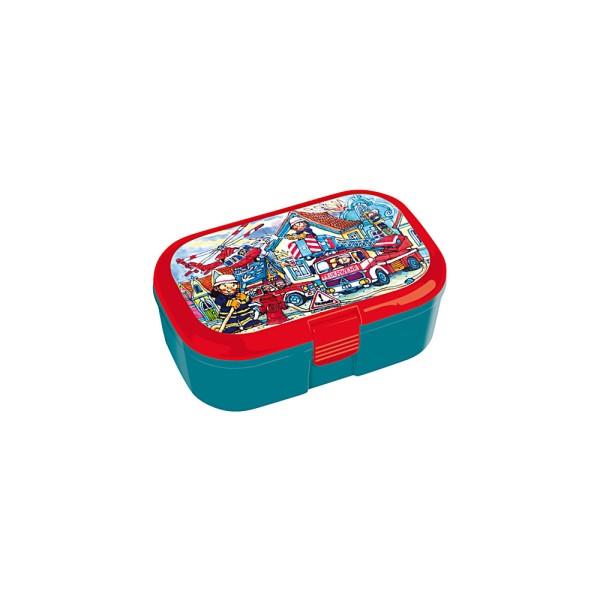 Lunchbox Benny Brandmeister