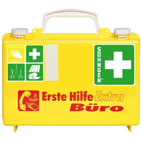 Erste-Hilfe-Koffer Extra Büro