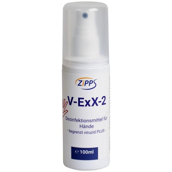 Händedesinfektionsmittel V-ExX-2