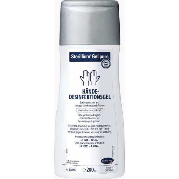 Sterillium Gel pure Händedesinfektion
