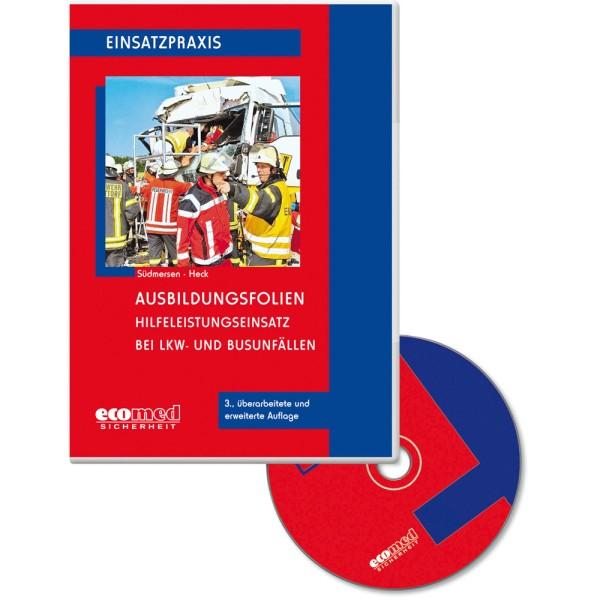 Hilfeleistungseinsatz bei LKW- & Busunfällen