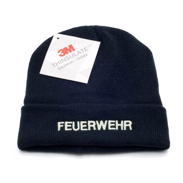 Premium Wintermütze FEUERWEHR