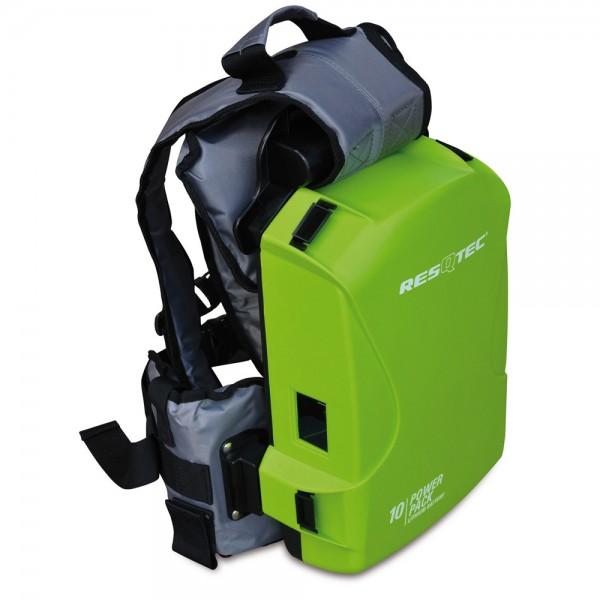 EDD Akku Backpack inklusive Power Connector