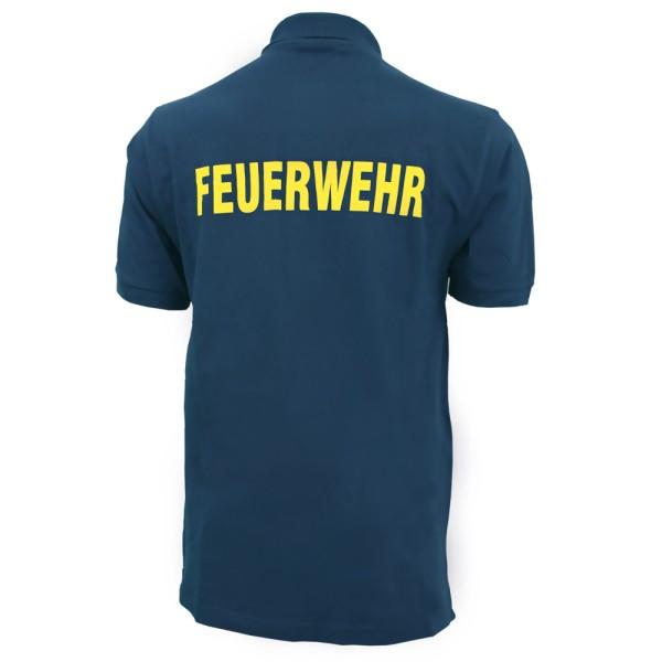 rescue-tec Polo-Shirt FEUERWEHR