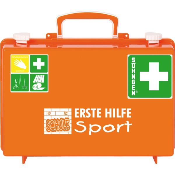 Erste-Hilfe-Koffer Schulsport