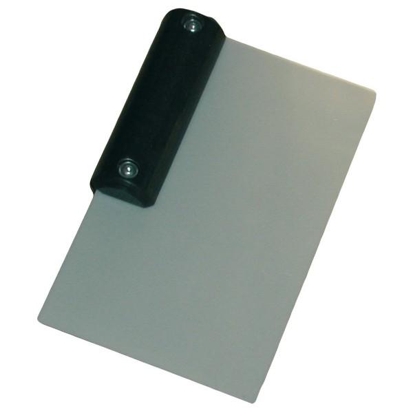 Türfallenkarte, Griff schwarz, Karte 0,5 mm