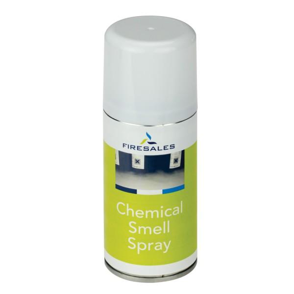 Chemikaliengeruch Spray
