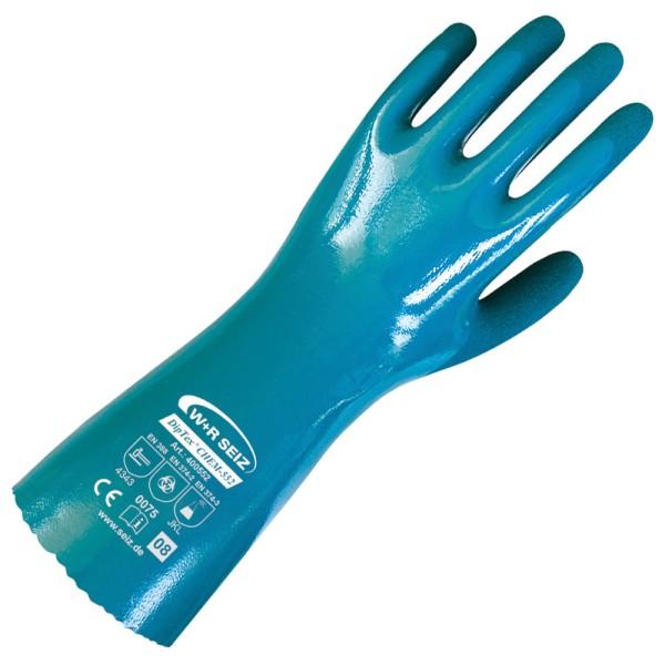 SEIZ Chemikalienschutzhandschuh DIPTEX CHEM-552