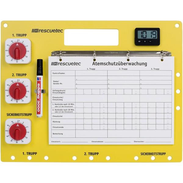 rescue-tec Atemschutzüberwachungstafel Stuttgart