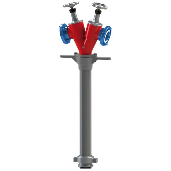 AWG Hydrantenstandrohr Trinkwasserschutz