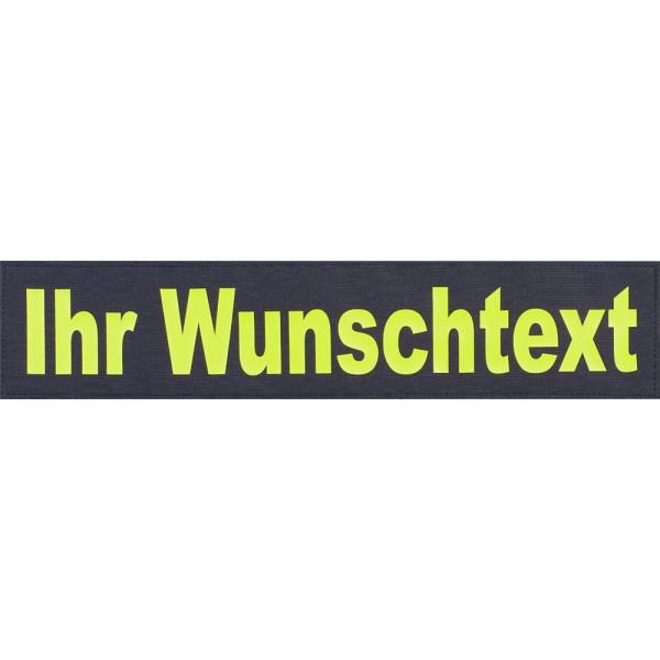 rescue-tec Nomex-Rückenschild 380 x 80 mm
