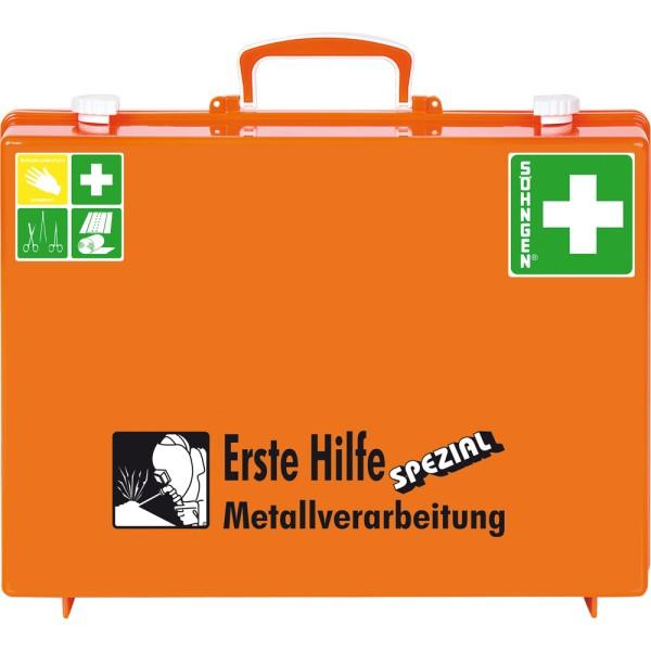 Erste-Hilfe-Koffer Metallverarbeitung