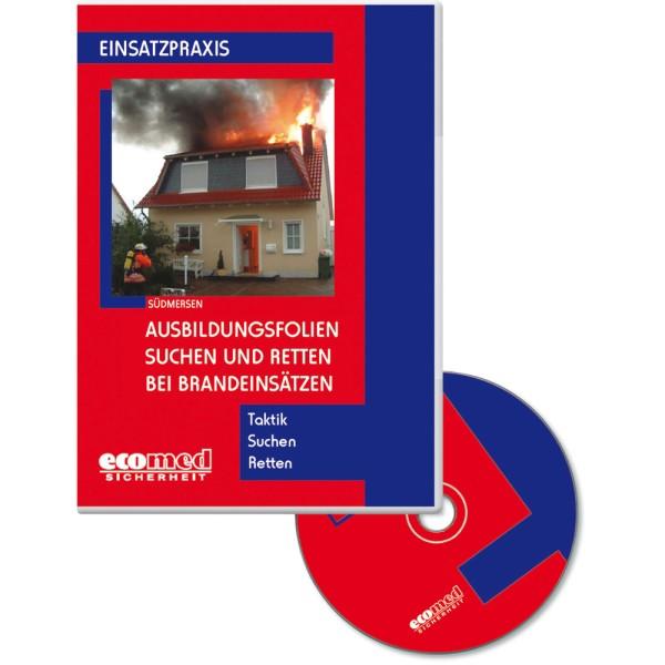 Suchen und Retten bei Brandeinsätzen