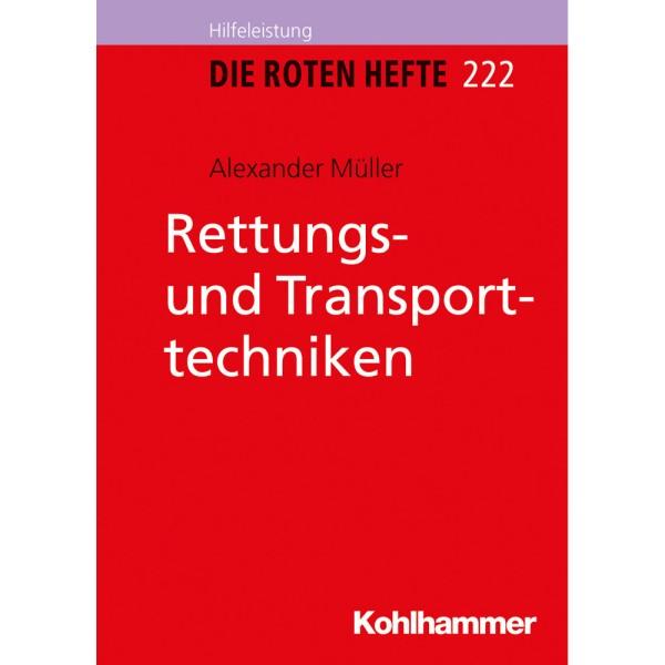 Rettungs- und Transporttechniken