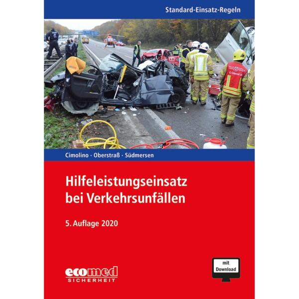 Hilfeleistungseinsatz bei Verkehrsunfällen