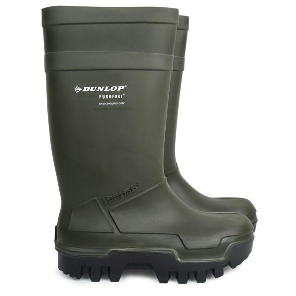 Dunlop Sicherheitsstiefel aus PU