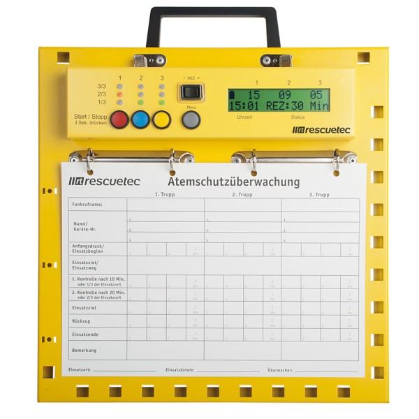 rescue-tec Atemschutzüberwachungstafel atur-X