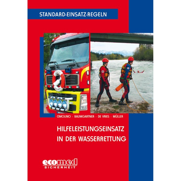 Hilfeleistungseinsatz in der Wasserrettung