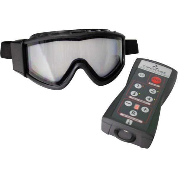 Elektronische Blindmaske FireWare Nebula AR