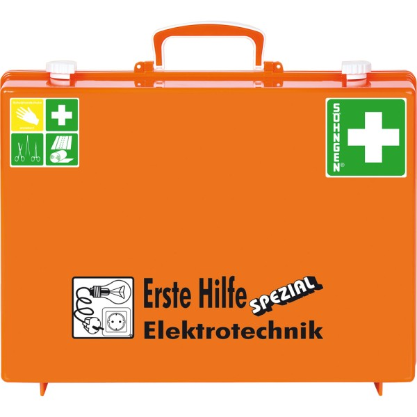 Erste-Hilfe-Koffer Elektrotechnik