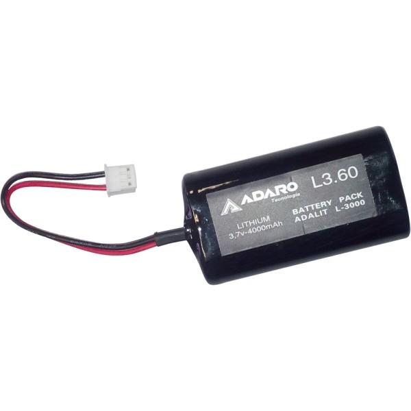 ADALIT Ersatzakku für L-3000 und L-3000 Power
