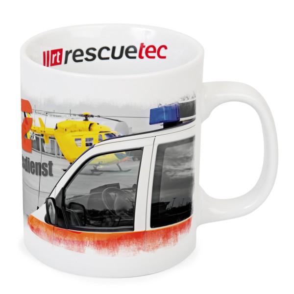 rescue-tec Tasse Rettungsdienst