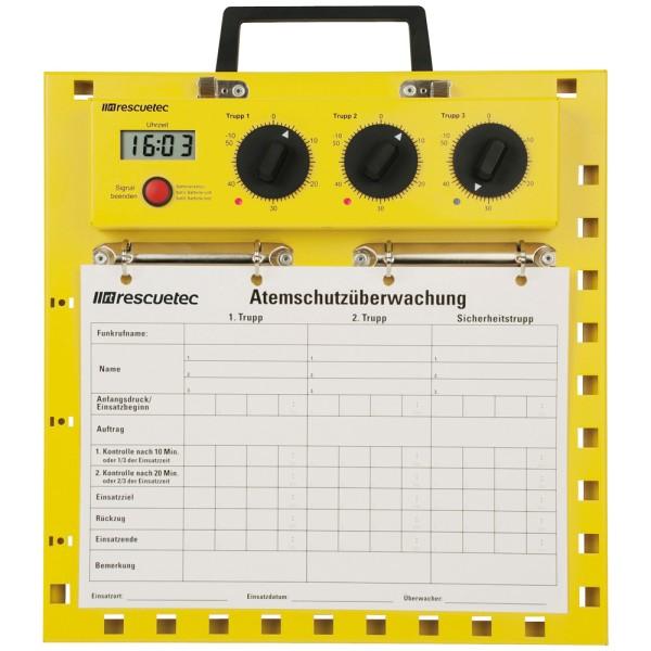 rescue-tec Atemschutzüberwachungstafel atur-ME