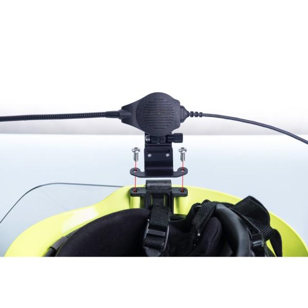 Hör-Sprechgarnitur Adapterset Ceotronics Flexcom