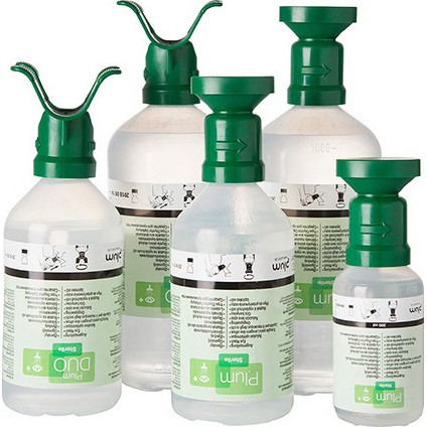 Augenspülflasche mit Natriumchloridlösung 0,9 %
