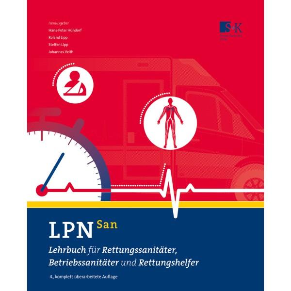 LPN San - Lehrbuch für Rettungssanitäter