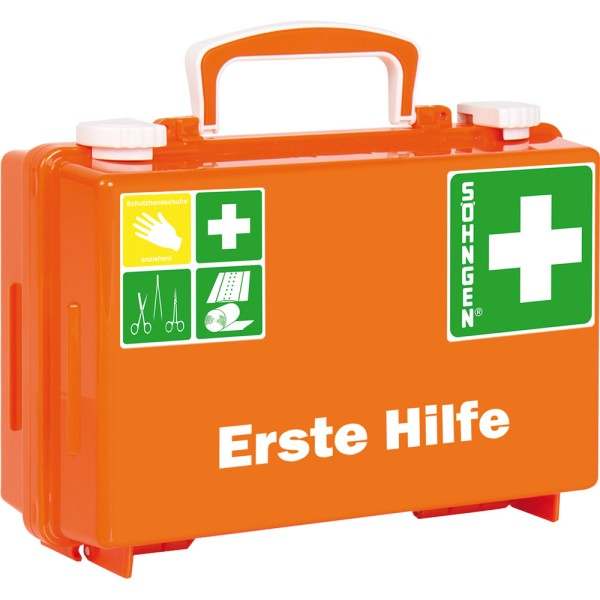 Erste-Hilfe-Koffer, DIN 13157