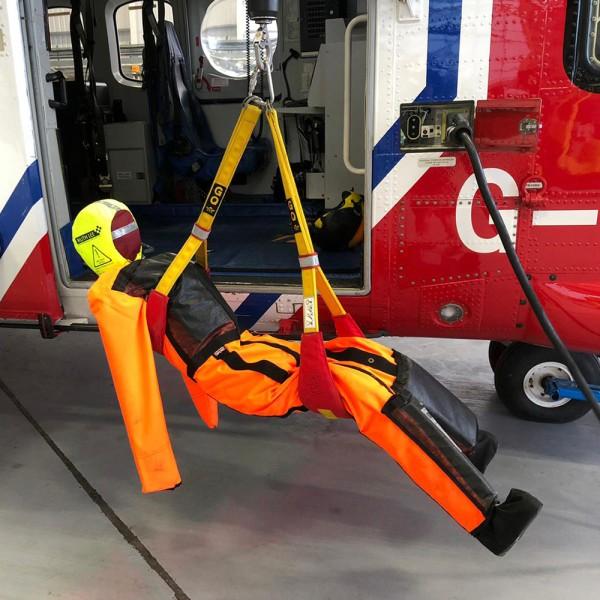 Ruth Lee Übungspuppe Hubschrauberrettung