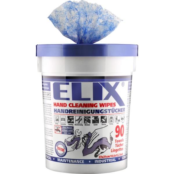 ELIX Reinigungstücher für Hände und Oberflächen