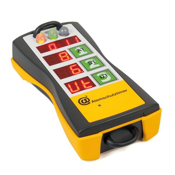 Atemschutztimer @³ mit Sende- und RFID Lesemodul