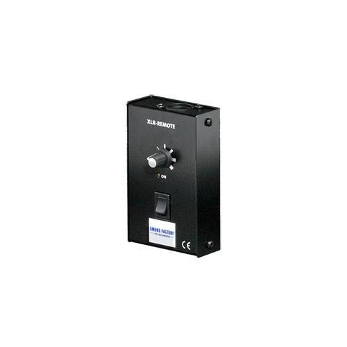 Analoge Fernbedienung mit 10 m Kabel XLR Remote