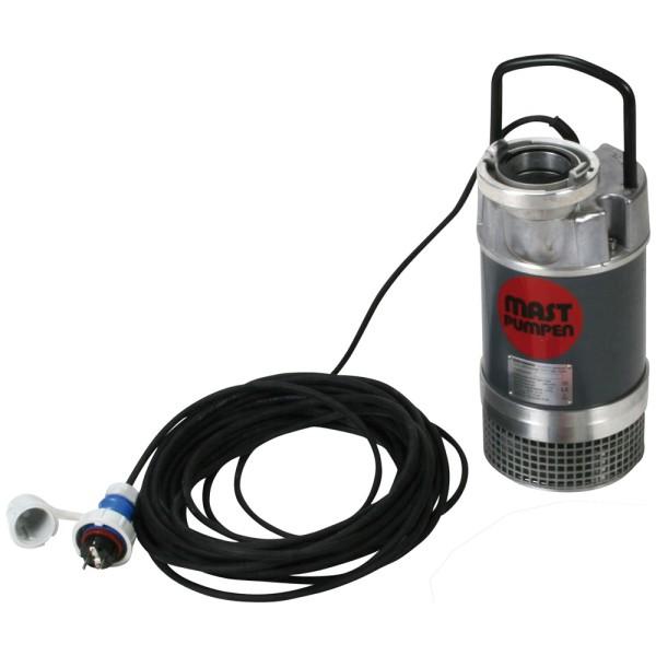 MAST Schmutzwassertauchpumpe TP 4-1