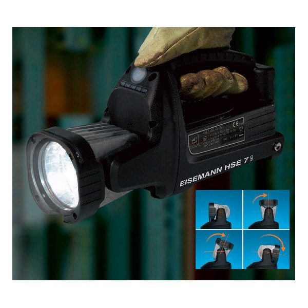 Handscheinwerfer Eisemann HSE 7 LED