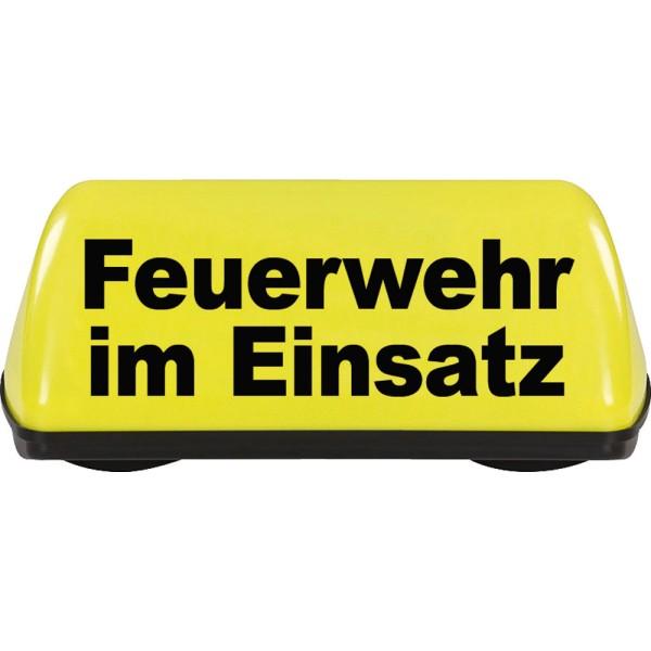 """Dachaufsetzer Speed """"Feuerwehr im Einsatz"""""""