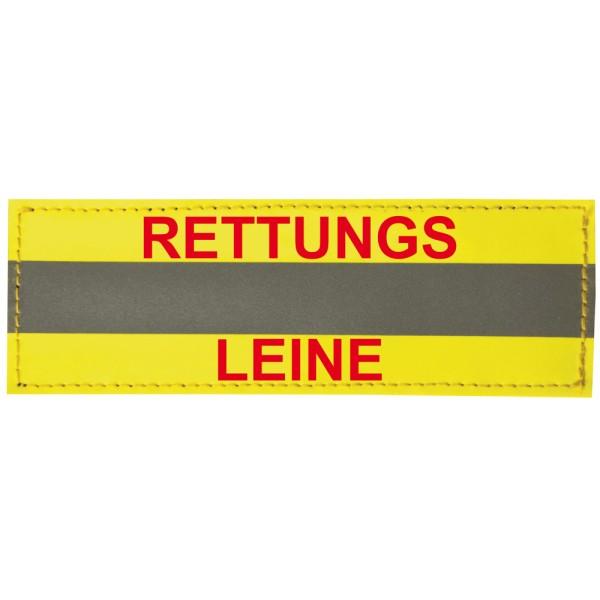"""rescue-tec Kennzeichnungsschild """"Rettungsleine"""""""