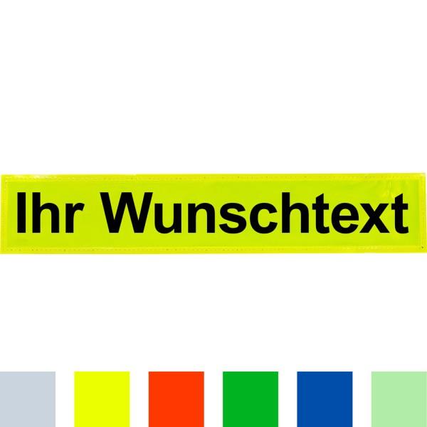 rescue-tec Reflex-Rückenschild, 420 x 80 mm