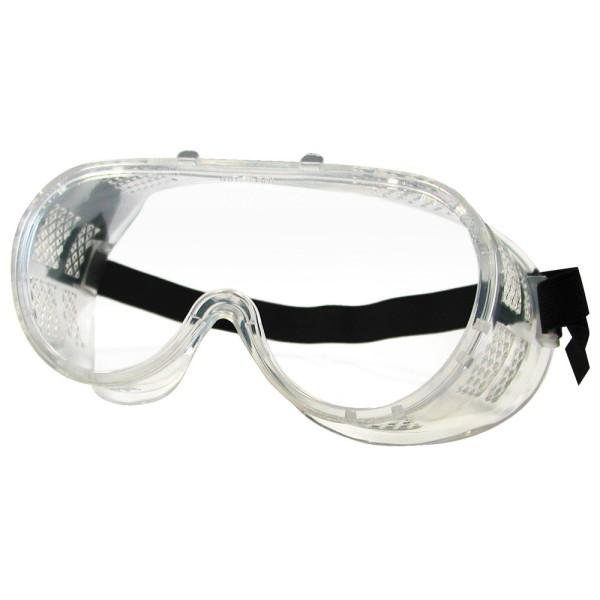 Schutz- und Überbrille nach CE EN 166 F