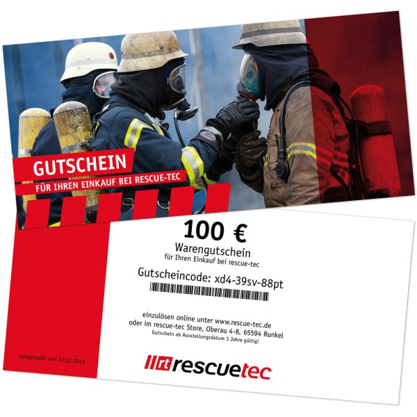 Voucher for printing, theme fire department 1